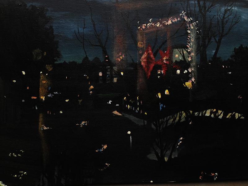 Natt i Kärrtorp-liten