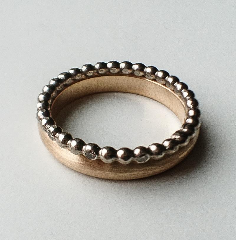 radbandsring 4diamant